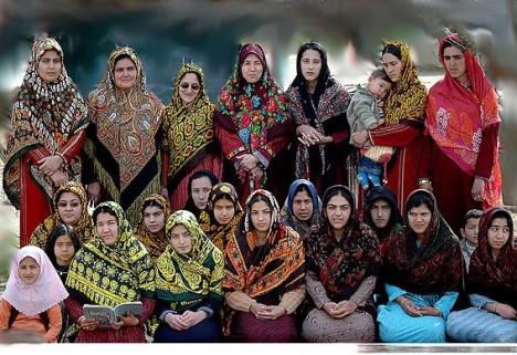 Turkmens-Iran