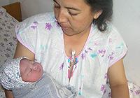 mom&turkmen baby